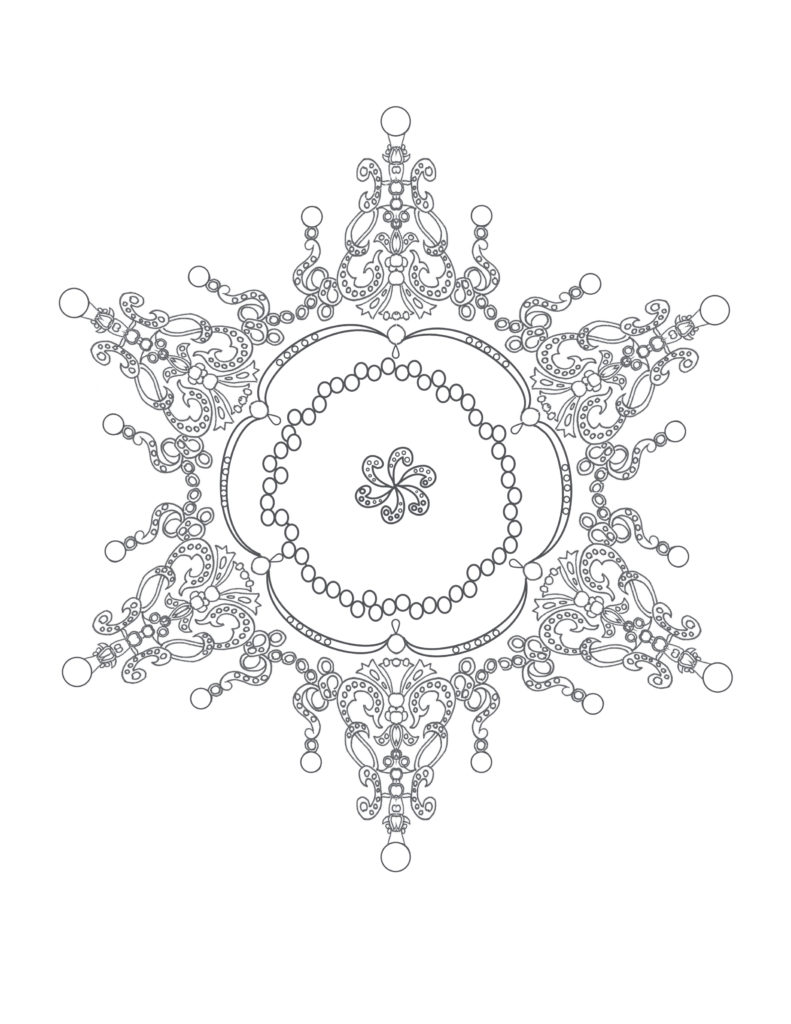 Royal Mandala